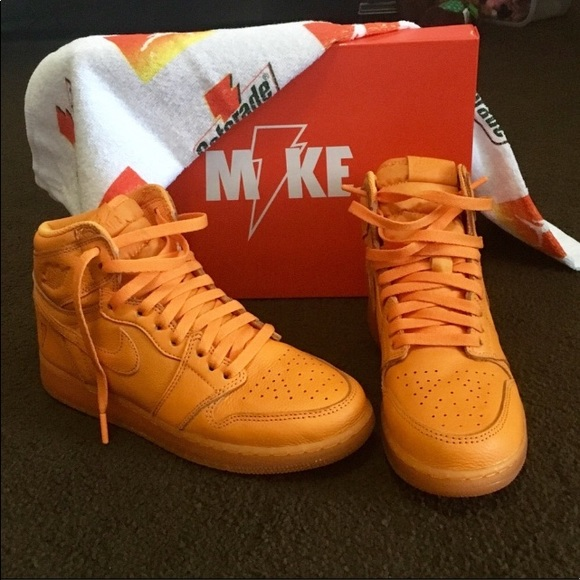 "finest selection 161e8 3db26 NIKE JORDAN ""GATORADE"" SHOES NWB Boutique"
